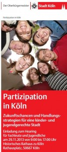 2013_Partizipation in Köln